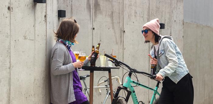 Първа колоездачна среща на UP Hills