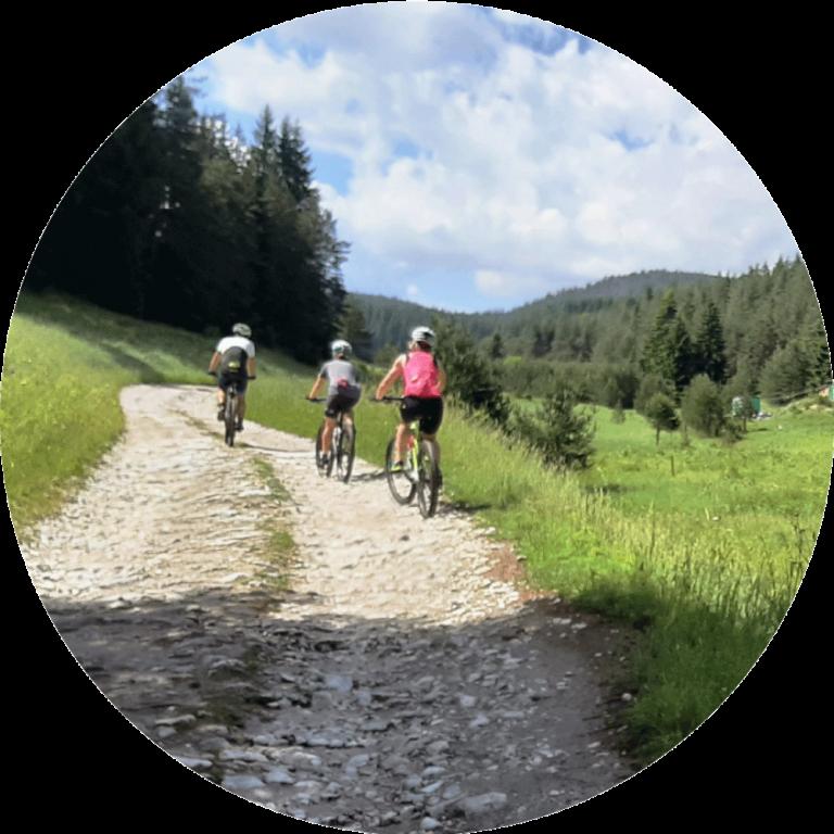 Открийте велосипедни предизвикателства в блога на UP Hills